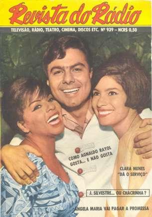Blog de musicaemprosa : Música em Prosa, Clara Nunes - O que ela gosta e não gosta, na Revista do Rádio em 1969.