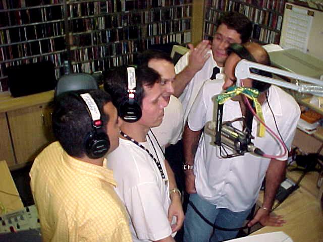 Festa da Cidade - Rádio Cidade 101,5 - 2004