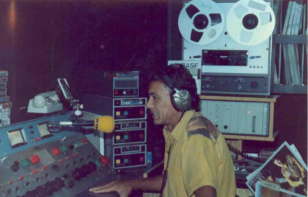Olegário Gonçalves na Rádio Gazeta AM