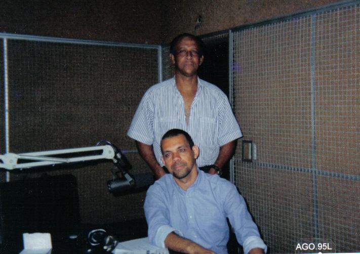 Tato com Adaury Nascimento - Gazeta AM