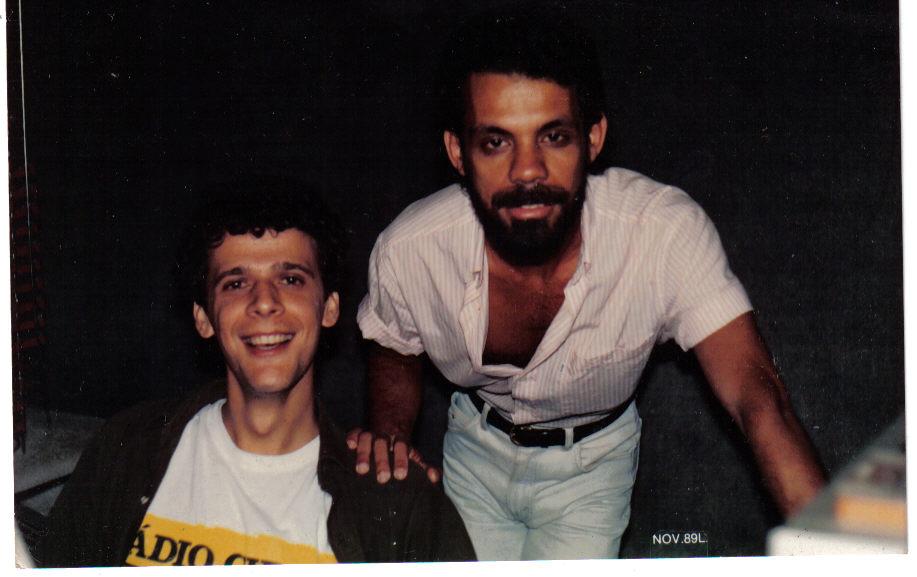 Tato com Dedeko DJ - Rádio Cidade FM Vila Velha - 1991
