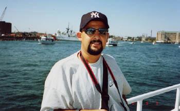 Alceir Lopes - ex-Litoral FM de Vitória - Agora mora em Allston - Boston nos EUA