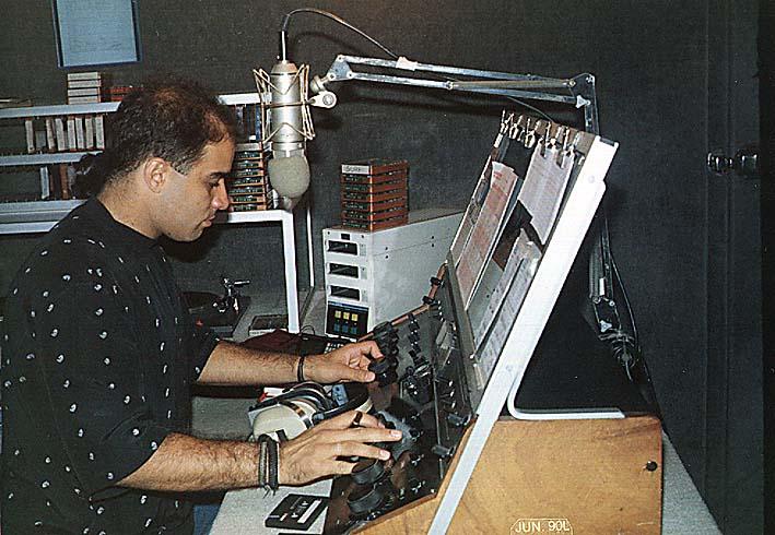 Fábio Pirajá - Cidade Love Songs - Junho de 1990