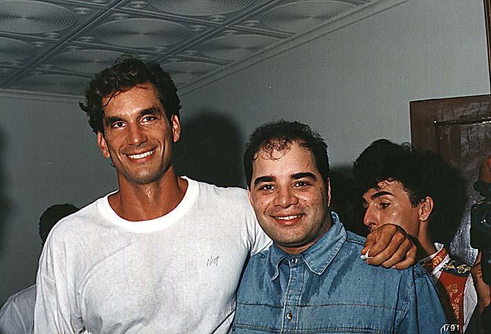 Vitor Fazano e Fábio Pirajá - Campeogatas - ARCI 1991