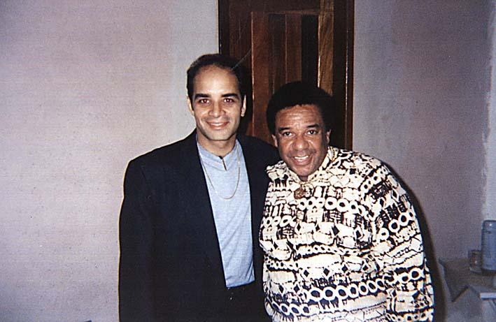 Fábio Pirajá e Agnaldo Timóteo - Bella Roma Show - 1998